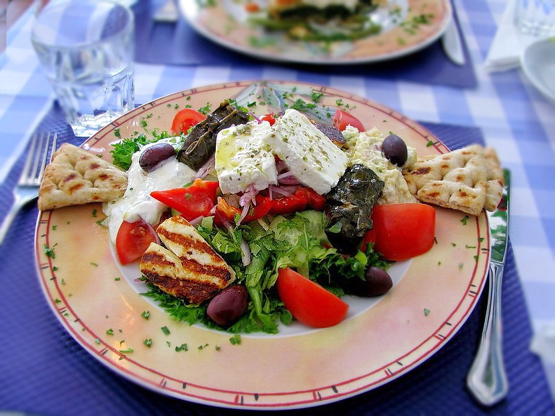 Enjoy the greek Sun and the perfect Tastes